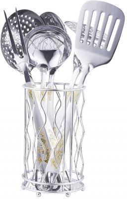 Набор кухонных аксессуаров Zeidan Лоза Z-2056 набор кухонных аксессуаров rondell champagne 229rd