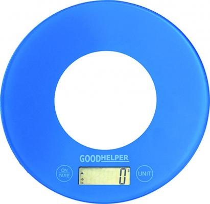 Весы кухонные Goodhelper KS-S03 голубой msd7c51k s03 nao