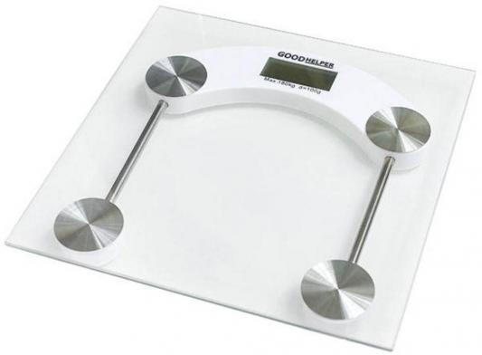 Весы напольные Goodhelper BS-S51 прозрачный