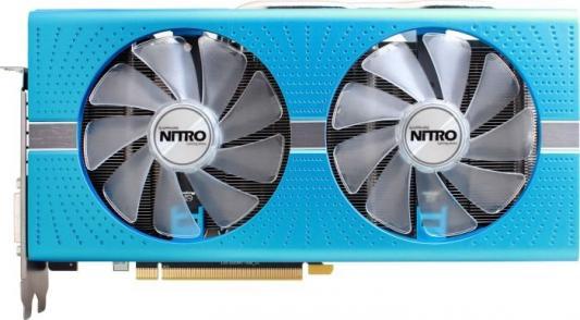 Видеокарта Sapphire Radeon RX 590 NITRO+ PCI-E 8192Mb GDDR5 256 Bit Retail (11289-01-20G) pci e to