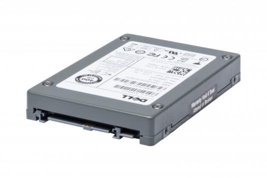 Накопитель SSD Dell 1x400Gb SAS для 13G 14G SXKLTK 2.5 MLC Mixed Use