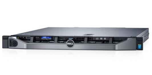 Сервер Dell PowerEdge R330 1xE3-1270v6 1x16Gb 2RUD x4 3.5 RW H330 iD8En 5720 4P 5Y PNBD WS2012 R2 DC 2CPU 4 lic CORE/ SQL SERV 2014 STD (210-AFEV-157) сервер dell poweredge r330 210 afev 1041