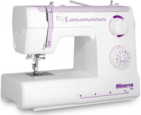 Швейная машина Minerva B32 швейные машины minerva швейная машина a819b