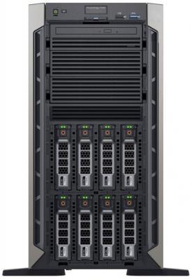 Сервер Dell PowerEdge T440 2x5118 x8 1x1Tb 7.2K 3.5 SATA H730p FP iD9En 1G 2P 2x495W 3Y PNBD (T440-1004-1)