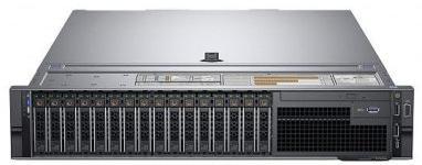 PowerEdge R740 (2)*Gold 6134 (3.2GHz, 8C), 32GB (2x16GB) RDIMM, No HDD (up to 16x2.5), PERC H730P+/2GB LP, Riser config #5 (7FH + 1LP), Broadcom 5720 QP 1Gb BT LOM, iDRAC9 Enterprise, RPS (2)*750W, Bezel w/o QuickSync, ReadyRails with CMA, 3Y ProSupport NBD questyle cma 800r gold