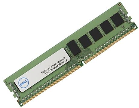 Оперативная память 8Gb (1x8Gb) PC4-21300 2666MHz DDR4 RDIMM ECC Buffered CL19 DELL 370-ADOY модуль памяти dell 8gb 1866мгц ddr3 370 abfs 370 abfs