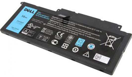 Аккумулятор для ноутбука Dell DELL Latitude E5250, DELL Latitude E5450, DELL Latitude E5550 3950мАч 14.8V DELL 451-BBLJ grassroot 12 5 inch lcd screen hb125wx1 201 hb125wx1 100 for dell latitude e7250 hd edp 30pin 0y2hm9 led non touch