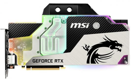 Видеокарта MSI nVidia GeForce RTX 2080 SEA HAWK EK X PCI-E 8192Mb GDDR6 256 Bit Retail (RTX 2080 SEA HAWK EK X)