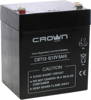 CROWN Battery voltage 12V, capacity 5 A / W, dimensions (mm) 88x68x100, weight 1.8 kg, the type of terminal - the F1, type of battery - Lead-acid with suspended electrolyte gel, the service life of 6 years 9011 vertical single joint potentiometer b20k 203 shaft length [15mm with the midpoint of 25 mm]