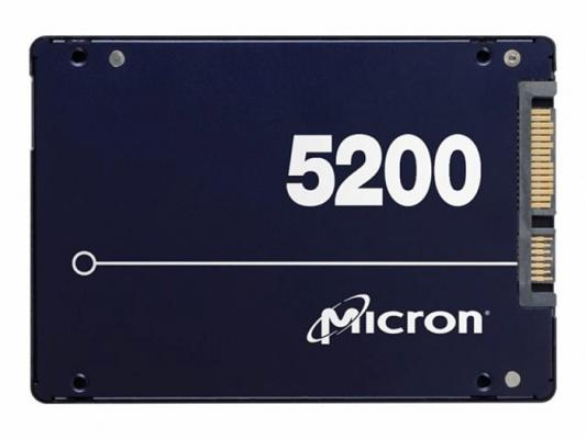 Micron 5200MAX 240GB SATA 2.5 TCG Disabled Enterprise Solid State Drive десять team l7 series 240g solid state drive