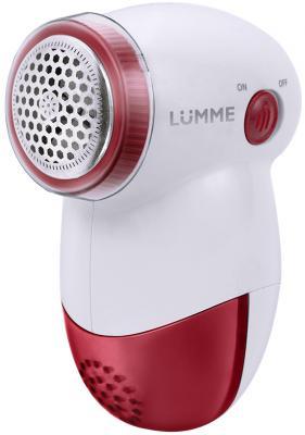 LUMME LU-3502 Машинка для удаления катышков красный гранат