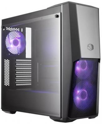 Корпус E-ATX Cooler Master MasterBox MB500 Без БП чёрный