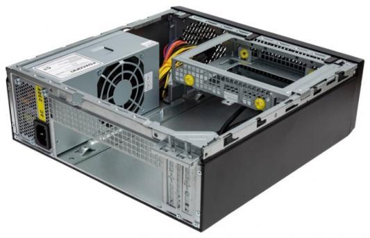 Сase Foxline mITX 250W TFX, 2xUSB3.0, Black/Black Trim, powercord многоразовый подгузник kanga care для новорожденных lil joey 2 шт peacock 661799592710