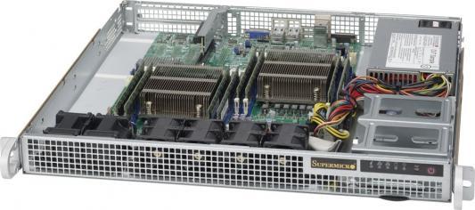 Серверный корпус ATX Supermicro CSE-514-505 500 Вт чёрный все цены