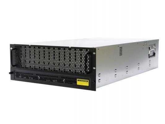 Серверный корпус 4U AIC XJ1-40602-02_H5532S200003 2 х 800 Вт чёрный серверный корпус 4u procase b440 b 0 без бп чёрный