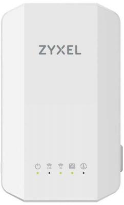 ZYXEL WRE6606 MU-MIMO Dual-Band Wireless AC1300 Range Extender/AP/Bridge, MU-MIMO, 802.11a/b/g/n/ac (300+867 Мбит/с), 1xLAN GE 2 4ghz outdoor cpe bridge comfast cf wa300 300mbps long range signal booster extender wireless ap 16dbi