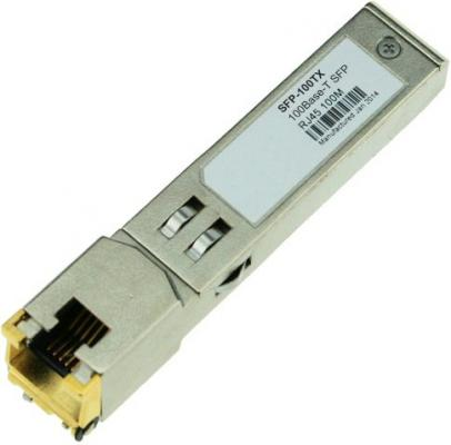 ZYXEL SFP-100TX SFP Transceiver with Fast Ethernet port