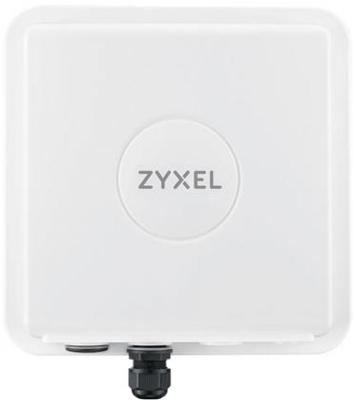 ZYXEL LTE7460-M608 CAT6 LTE-A Router B1/3/7/8/20/38/40 + 3G/2G Outdoor environmental hardened IP65 LTE router, multi-mode (LTE/3G/2G), 300/50Mbps LTE-Advanced with Carrier Aggregation (Qualcomm), bands 1/3/7/8/20/38/40, 3G B1/8, GSM B3/8, internal high-gain antennas (up to 6dBi) 1x GE PoE LAN port, GbE injector EU and UK power cord