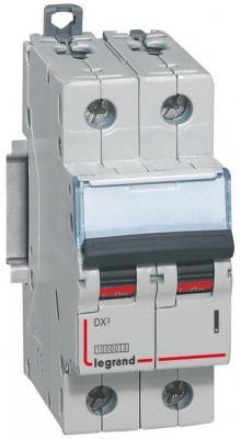 Авт.выкл.DX3 2П С6A 6000/10kA