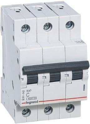 RX3 Авт. выключатель 4,5кА 20А 3П C abb выключатель авт мод 3п c 20а s203 6ка abb 2cds253001r0204