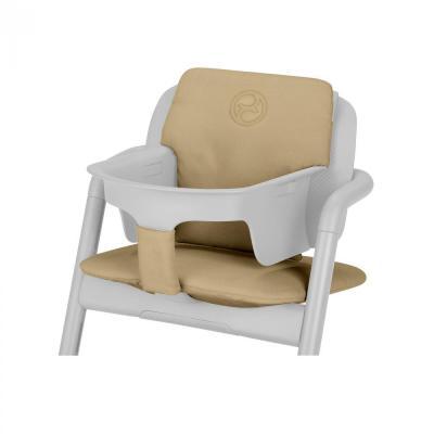 Набор мягких чехлов к стульчику Cybex Lemo Comfort Inlay Pale (beige)