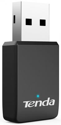 Tenda WiFi Adapter USB U9 (USB2.0, WLAN 650Mbps, 802.11ac) 1x int Antenna 5w 802 11a an wifi wireless amplifier router 5 8ghz wlan signal booster with antenna broadband amplifier cf g103 5g