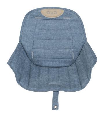Купить Текстиль в стульчик для кормления Micuna OVO T-1646(Jeans), Аксессуары к стульчикам для кормления