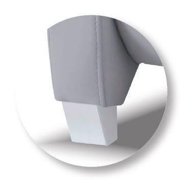 Комплект ножек для кресла-качалки Micuna CP-1811(White) кресла качалки шезлонги tiny love люлька баунсер люкс