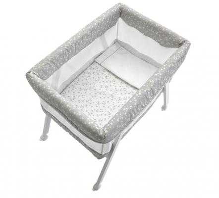 Купить Одеяло для колыбели Micuna Fresh Mini TX-1702(Stars), рисунок, 55 х 55 см, Одеяла и пледы