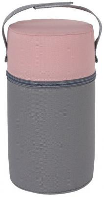 Сумка-термос Ceba Baby Mini (pink-grey) baby care сумка кенгуру hs 3184 розовый pink