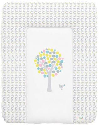 Пеленальный матраc на комод 70x50см Ceba Baby W-143 (magic tree blue) comix durable 50 page 12 stapler w staples blue 3 pcs