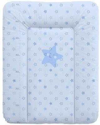 Пеленальный матраc на комод 70x50см Ceba Baby W-143 (stars blue) comix durable 50 page 12 stapler w staples blue 3 pcs