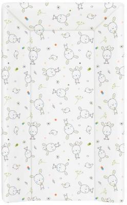 Пеленальный матраc на кровать на жёстком основании 70см Ceba Baby W-201 (dream roll-over white) пеленальный матраc на кровать на жёстком основании 70см ceba baby w 201 dream roll over white
