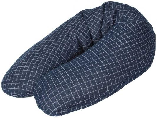 Подушка для кормления Ceba Baby Caro Flexi (трикотаж/dark blue) чашка для яйца colour caro