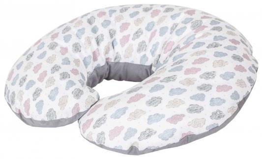 цена Подушка для кормления Ceba Baby Physio Mini (трикотаж/clouds)
