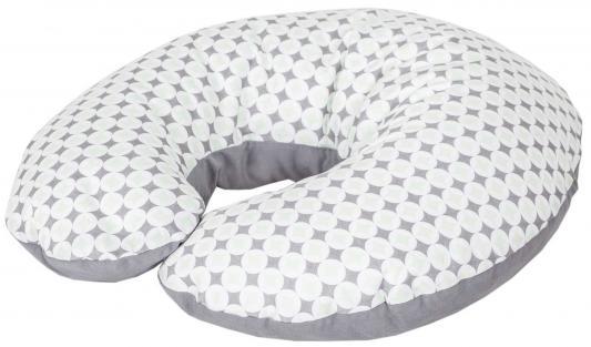 цена Подушка для кормления Ceba Baby Physio Mini (трикотаж/diamonds circles)