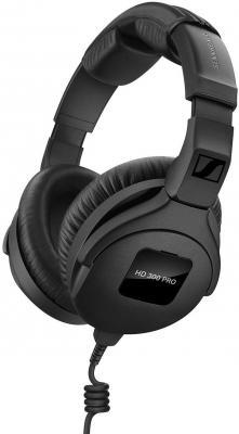 Наушники Sennheiser HD 300 PRO черный охватывающие наушники sennheiser hmd 300 pro black