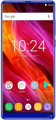 "MIX 2 Blue 8 Core (2.39GHz)/6GB/64GB/5.99"" 2160*1080/21Mp+2Mp/13Mp/2Sim/3G/4G/BT/WiFi/GPS/Android 7"