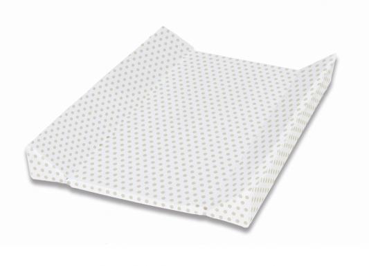 Пластиковый матрасик на пеленальный комод Micuna PL-622 (beige вots) цена