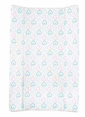 Пластиковый матрасик на пеленальный комод Micuna PL-622 (рearts) матрасик micuna harmony пластиковый для пеленания cp 1684 blue