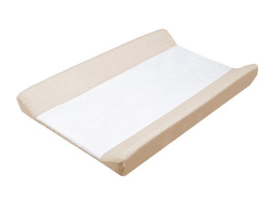 Купить Чехол на пеленальный комод Micuna Galaxy ТХ-1152 (beige), бежевый, Матрасики для пеленания