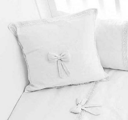 Подушка 40x40см Fiorellino Premium Baby (white) цены