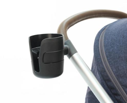 Купить Универсальный подстаканник для колясок FD-Design (black ), Подстаканники