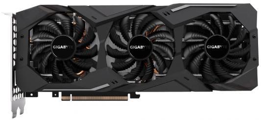 Видеокарта GigaByte nVidia GeForce RTX 2080 Ti WINDFORCE PCI-E 11264Mb — 352 Bit Retail (GV-N208TWF3-11GC)