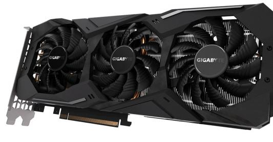 все цены на Видеокарта GigaByte nVidia GeForce RTX 2080 WINDFORCE PCI-E 8192Mb GDDR6 256 Bit Retail (GV-N2080WF3-8GC) онлайн