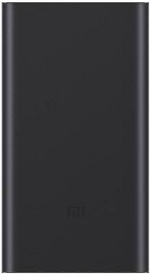 Аккумулятор USB 10000MAH MI2S BLACK VXN4230GL XIAOMI аккумулятор usb 10000mah mi2s black vxn4230gl xiaomi