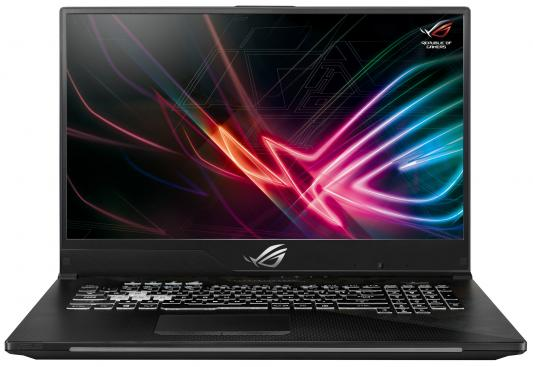 Ноутбук ASUS ROG SCAR II Edition GL704GM-EV060 (90NR00N1-M01220) cd led zeppelin ii deluxe edition
