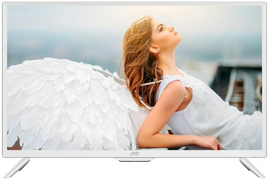 Телевизор JVC LT-24M585W белый