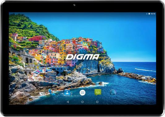 Планшет Digma CITI 1578 4G MTK8735 (1.3) 4C/RAM1Gb/ROM16Gb 10.1 IPS 1280x800/3G/4G/Android 8.1/черный/5Mpix/2Mpix/BT/GPS/WiFi/Touch/microSDXC 64Gb/minUSB/4000mAh