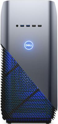 ПК Dell Inspiron 5680 MT i5 8400 (2.8)/8Gb/1Tb 7.2k/SSD128Gb/GTX1060 6Gb/DVDRW/Windows 10 Home 64/GbitEth/WiFi/460W/клавиатура/мышь/серебристый/черный